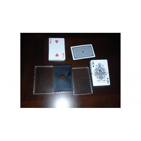 Τράπουλα πλαστική ΒΕ-1 για χαρτιά