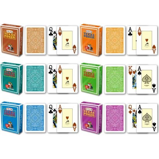 Τράπουλα Modiano Jumpo για Poker
